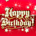 Happy Birthday Wishes n' Cards logo