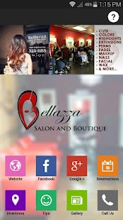 Bellazza Salon- screenshot thumbnail