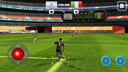 Soccer World 2014 1.0.4 screenshots 6