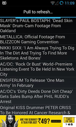 Hard rock and metal news \m