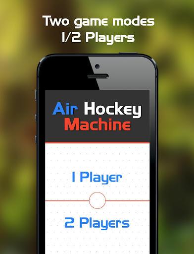 Air Hockey Machine  screenshots 8