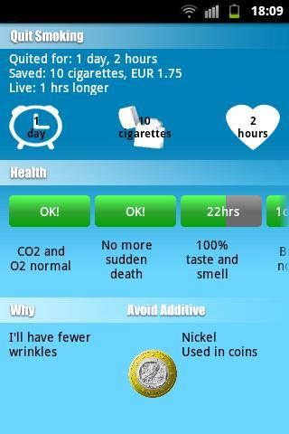 Quit Smoking App Paid - screenshot
