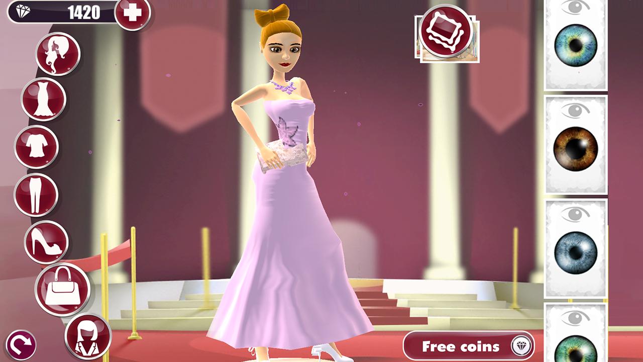 Giydirme oyunu indir android uygulamalar k z giydirme oyunu - 3d Giydirme Oyunu K Rm Z Hal Ekran G R Nt S