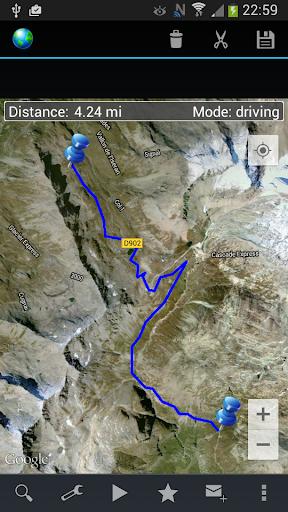 Map Distance Meter  screenshots 2