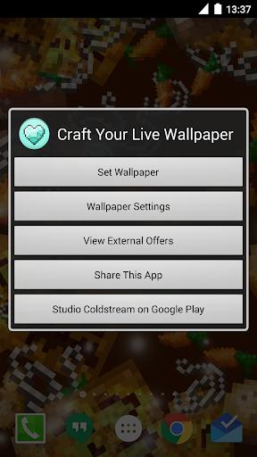 Live Minecraft Wallpaper 2.8.14 screenshots 8