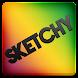 Sketchy Apex Nova ADW Holo