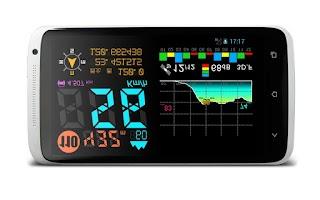 Screenshot of 測速照相偵測+行車紀錄器+HUD=GPS Defender