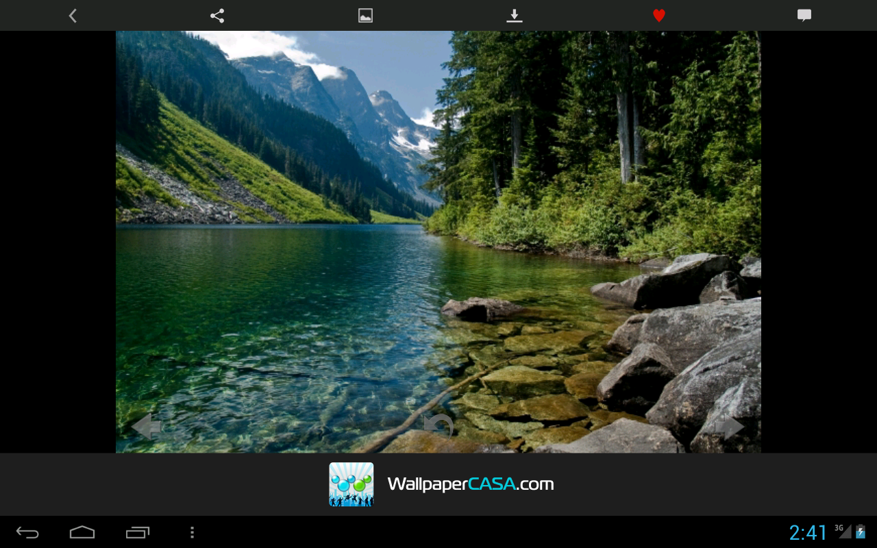 NaturePix (HD) - screenshot