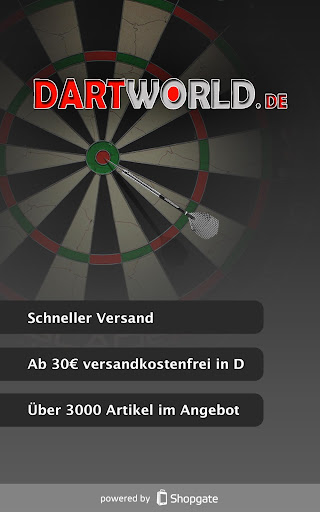 Dartworld