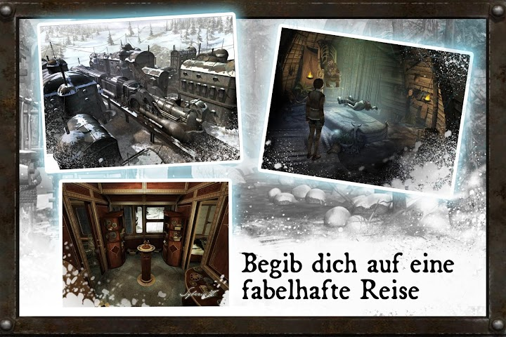 android Syberia 2 (Complet) Screenshot 2