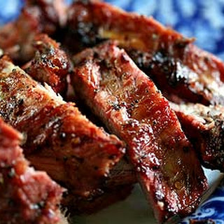 Grilled Spicy Citrus Ribs Recipe