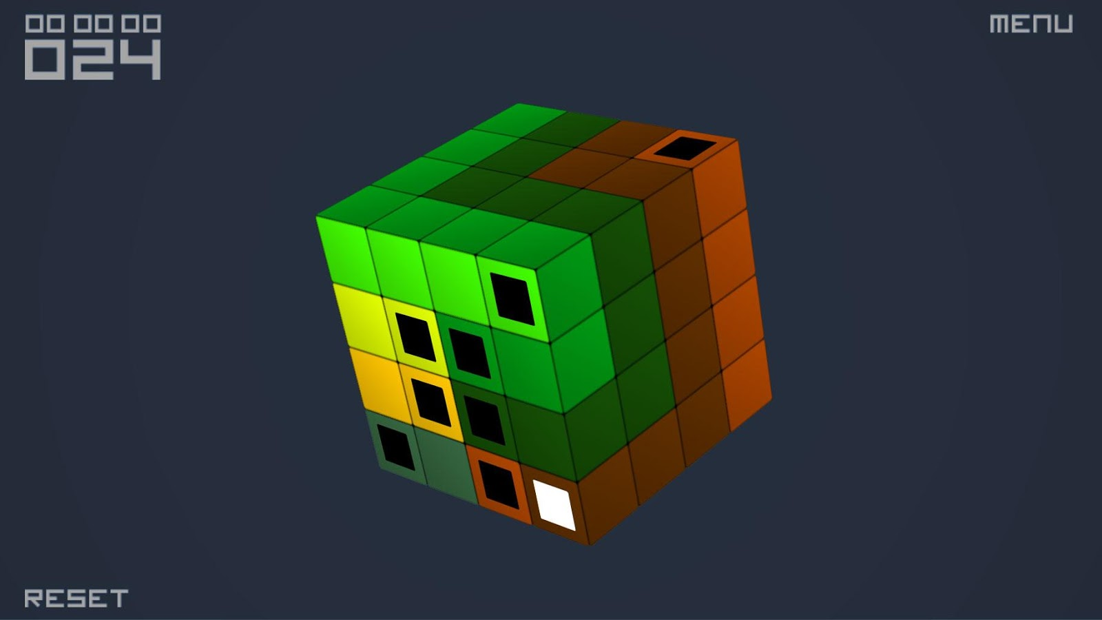 Cube Link- screenshot
