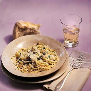 Three Garlic Pasta