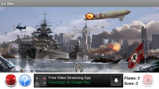 玩動作App Air War免費 APP試玩
