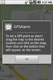 Alarm GPS Free - screenshot thumbnail