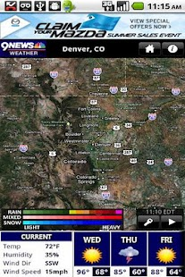 9NEWS WX- screenshot thumbnail