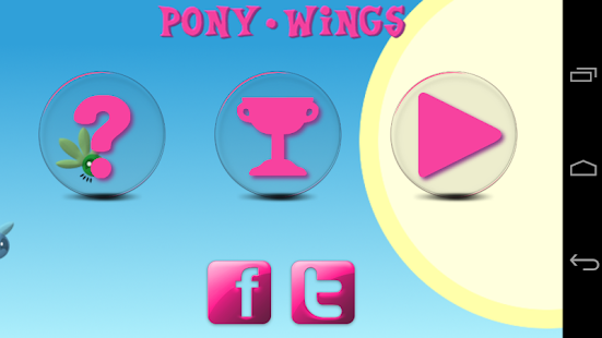 Pony Wings