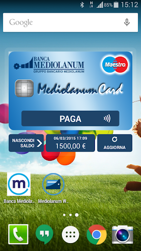 Mediolanum Card PLP