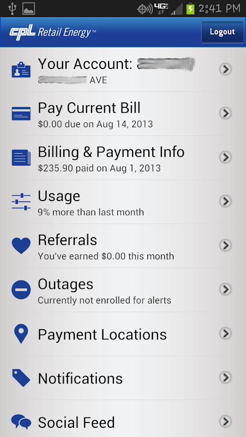 Direct Energy Pay As You Go >> CPL Retail Energy - Android Apps on Google Play