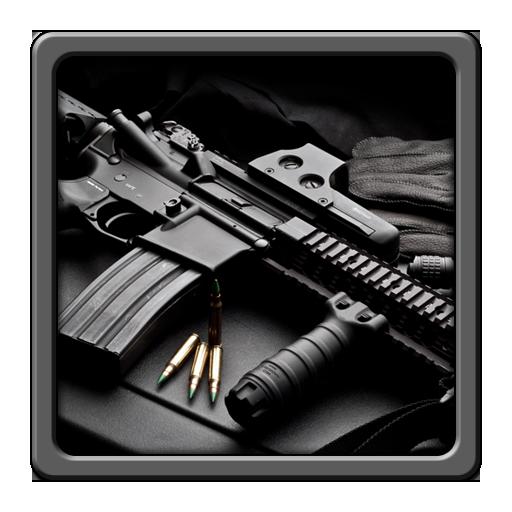 槍射擊的聲音 LOGO-APP點子