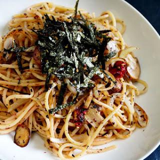 Pickled Plum Pasta – Wafuu Umeboshi Spaghetti