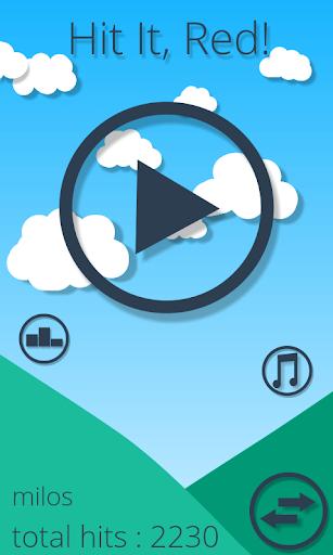 玩街機App|Hit It, Red!免費|APP試玩