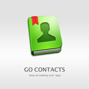 GO Contacts Green theme