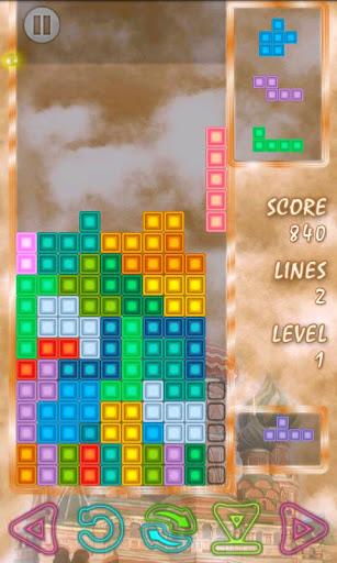 Две игры Tetris