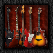 Rock Strings Guitars and Bass