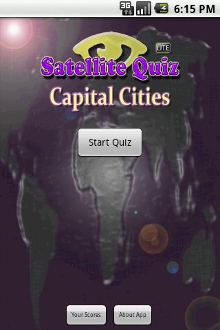 Satellite Quiz: Capital City L- screenshot