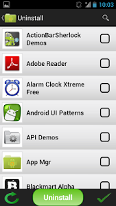 Application Manager screenshot 3