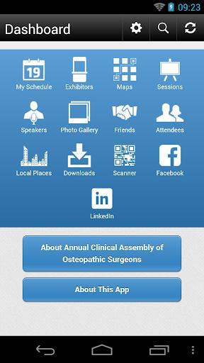 【免費書籍App】Annual Clinical Assembly-APP點子