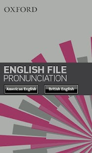 English File Pronunciation: miniatura de captura de pantalla
