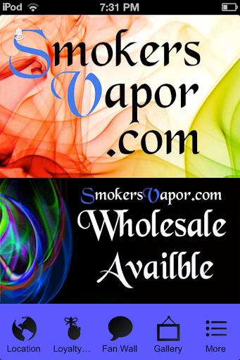 Smokers Vapor