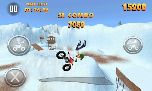 FMX Riders HD - screenshot thumbnail