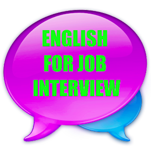 English for Job Interview - Android Apps on Google Play