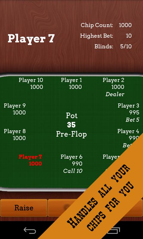 Chip Counter - screenshot