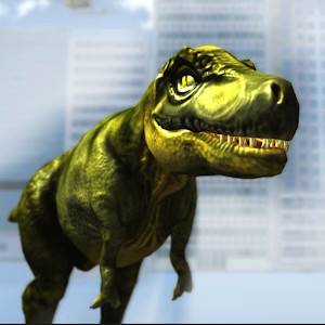 Dinosaur Rampage – Trex for PC and MAC