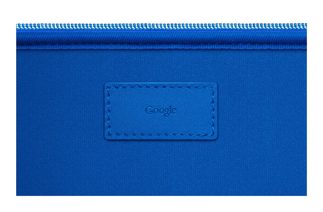Sleeve for HP Chromebook 11 (Gray/Blue) - screenshot