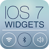 iOs 7 Widgets fancy theme HD