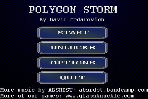 Polygon Storm- screenshot