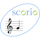 scorio Music Notator icon