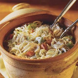 Ranch Noodles.