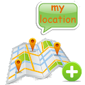 my Location + icon