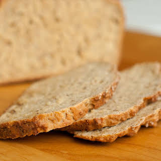 Traditional Irish Brown Bread.