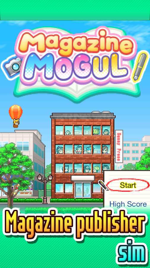Magazine Mogul Lite- screenshot