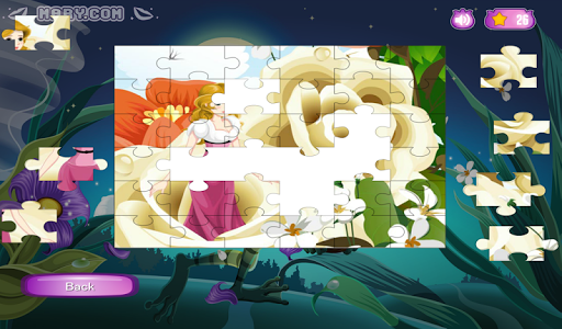 Thumbelina puzzle u2013puzzle game Apk Download 12