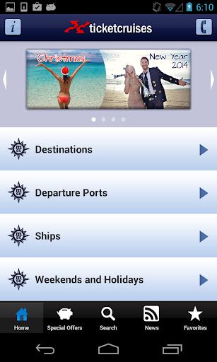 Ticketmsc - Cruises