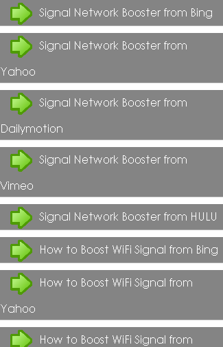 Signal Network Booster