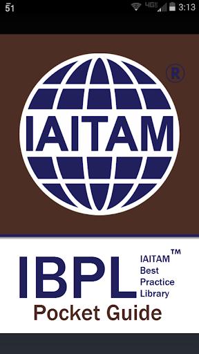 ITAM Pocket Guide – IBPL